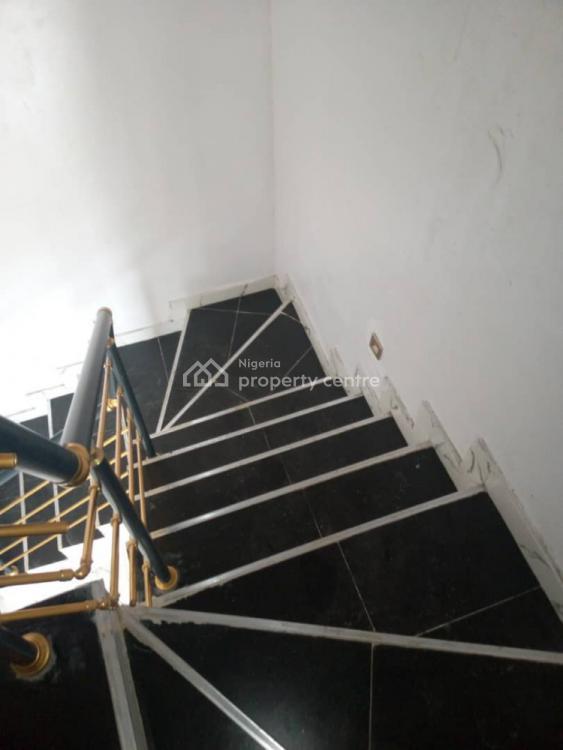 4 Bedroom Semi-detached Duplex with Bq., Ikota, Lekki, Lagos, Semi-detached Duplex for Sale