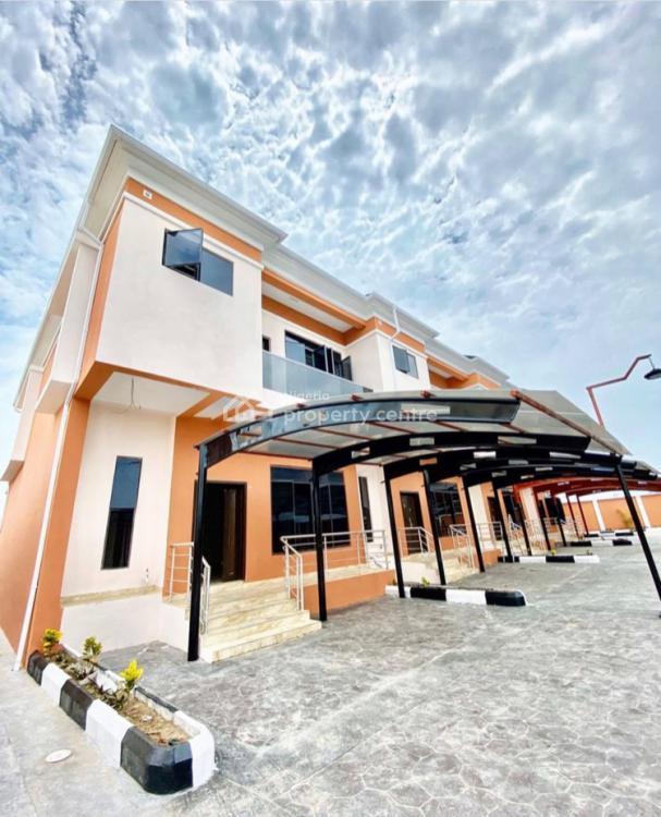 Luxury 4 Bedroom Terrace Duplex, Lekki, Lagos, Terraced Duplex for Sale