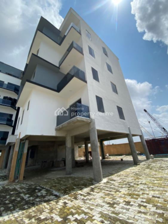 Luxury Three Bedroom Flat with a Water View and a Bq, Banana Island, Ikoyi, Lagos, Block of Flats for Sale