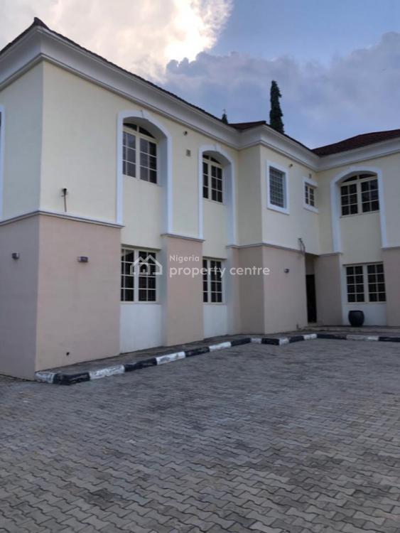 a 6 Bedrooms Duplex, Asokoro District, Asokoro District, Abuja, Detached Duplex for Sale