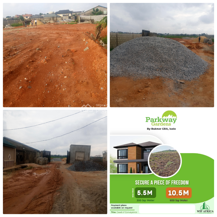 Land, Packway Garden, Bucknor., Isolo, Lagos, Residential Land for Sale