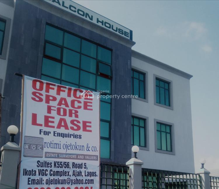 Open Space, By Chisco, Lekki Phase 1, Lekki, Lagos, Office Space for Rent
