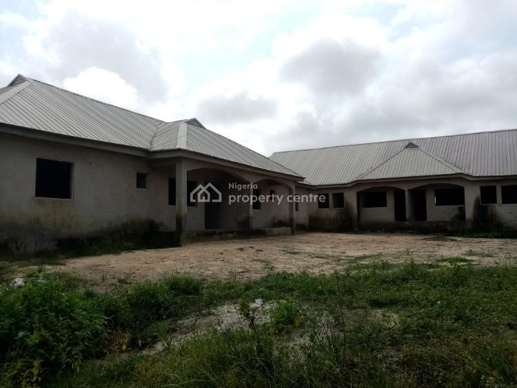 4 Units of 2 Bedroom Flat and Six Units of Mini Flat, Nnpc Eleko Ibeju Lekki, Ibeju Lekki, Lagos, Block of Flats for Sale