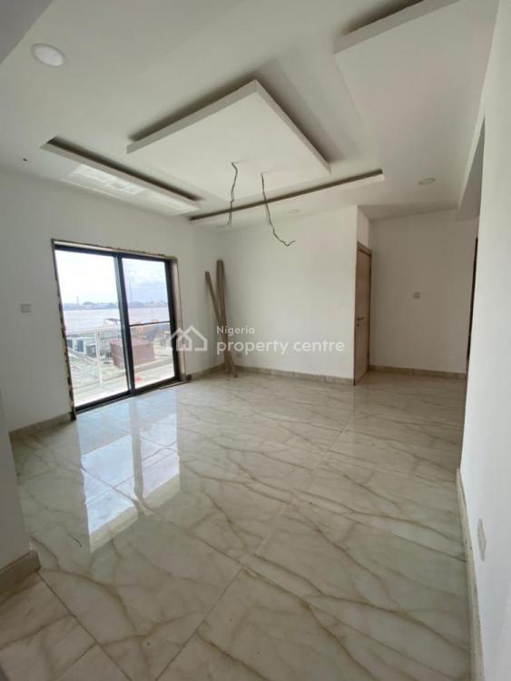 90% Complete Waterfront 3 Bedroom Flat with 1 Room Bq, Banana Island, Ikoyi, Lagos, Flat for Sale