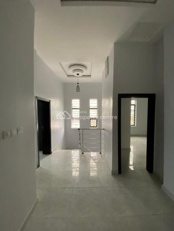 Luxury 4 Bedroom Semi Detached Duplex with Bq, By 2nd Toll Chevron, Lekki, Lagos, Semi-detached Duplex for Sale