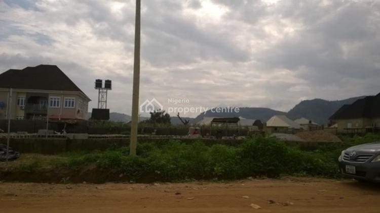 Serial Plots, 1600sqm., Champion Royal Road, Chikakore Layout, Kubwa, Abuja, Residential Land for Sale