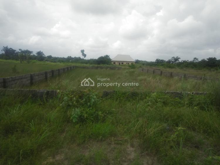 Owner Receipt and Registered Survey, Iba Road Peace Estate Twins Fajia Supermarket Iba Road, Iba, Ojo, Lagos, Mixed-use Land for Sale