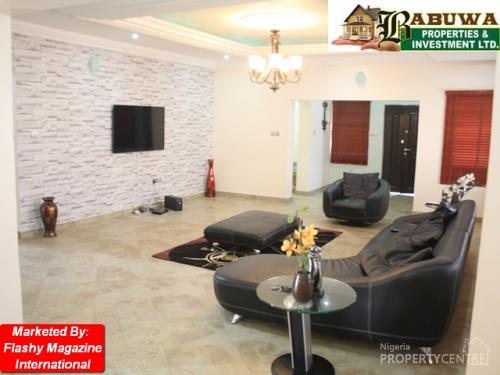 Fantastic 4 Bedroom Duplex And 2 Room Self Contained Bq With Brand New Split A