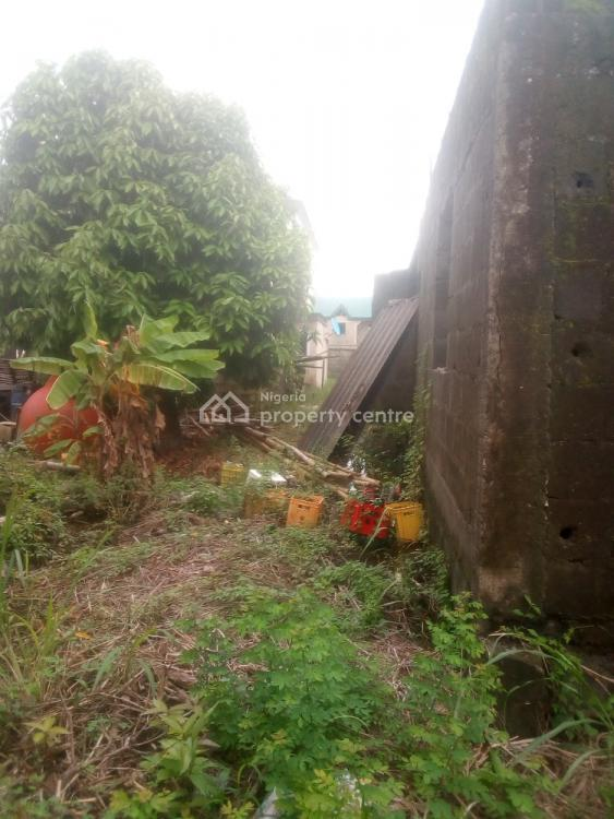 Dry Plot with Existing Structure, Ajah, Lagos, Land for Sale
