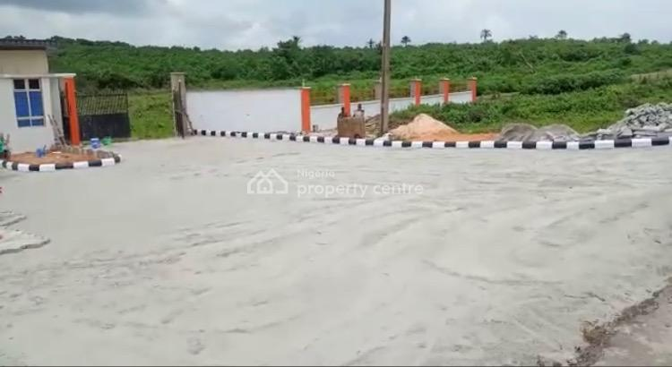 Lovely Land Available, Along The Tarred Road., Close to St Augustine University, Epe, Lagos, Mixed-use Land for Sale