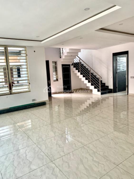Brand New 5 Bedrooms +1 Bq Semi Detached Duplex., Ikate, Lekki, Lagos, Semi-detached Duplex for Sale
