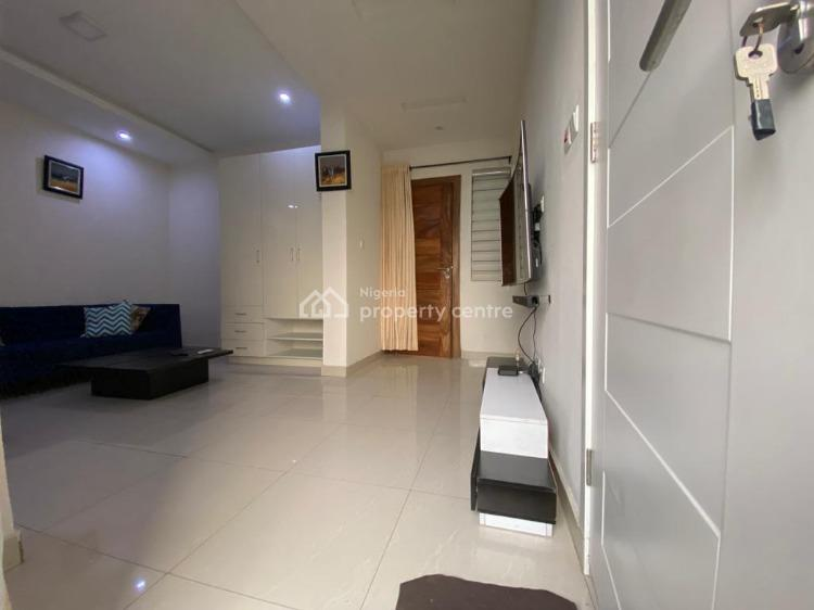 Most Secured and Tastefully Furnished Studio, Palmsprings Road, Lekki, Lagos, Flat Short Let