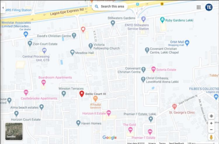 Super Affordable Housing with Flexible 20 Years Payment, Beside Meadow Hall School, Very Close to Nike Art Gallery, Lekki, Lagos, Block of Flats for Sale