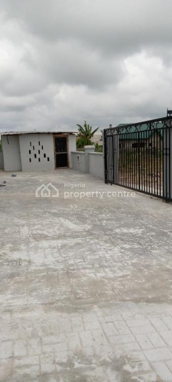Newly Built 2 Bedrooms, Araromi Ibeju, After Eleko Junction, Ibeju Lekki, Lagos, Flat for Rent