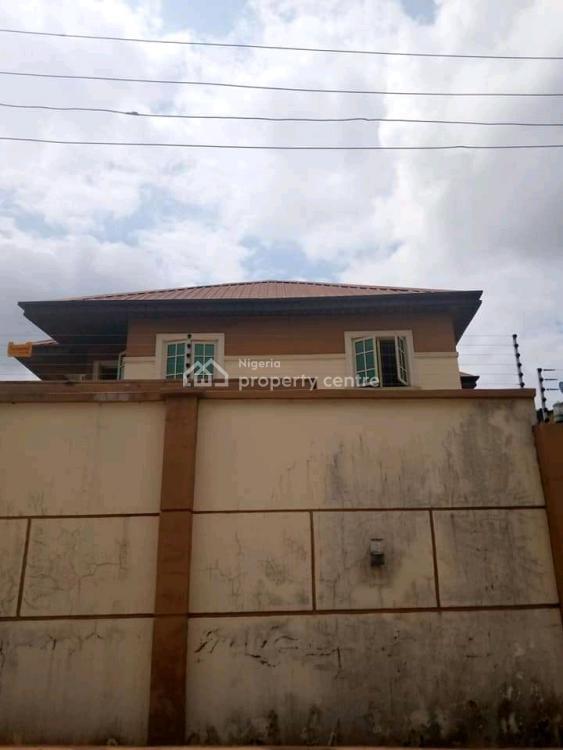 Nice 3 Bedrooms Duplex, Diamond Estate, Command, Ipaja, Lagos, Detached Duplex for Rent