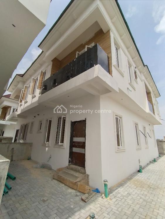 4 Bedroom Semi Detached with Bq Duplex., Lagoon View Estate, Harris Drive, Beside Vgc Lekki, Lekki, Lagos, Semi-detached Duplex for Sale