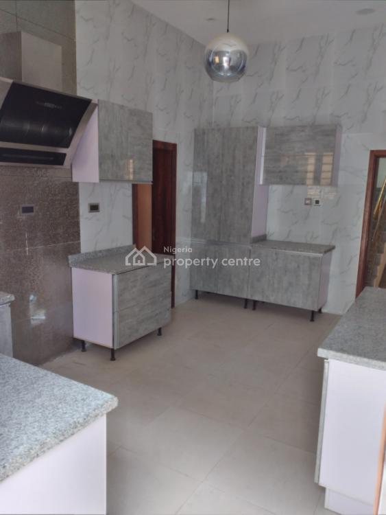 5 Bedroom Fully Detached Duplex with Bq, Lekki Axis, Alternative Route, Lekki, Lagos, Detached Duplex for Sale