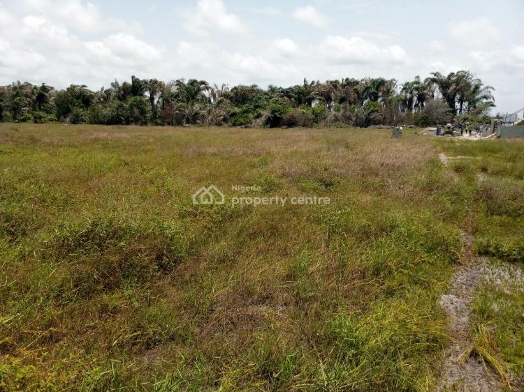 C of O Dry Plots of Land, Fenced and Gated, Off Lekki - Epe Expressway, Ajah, Lagos, Residential Land for Sale