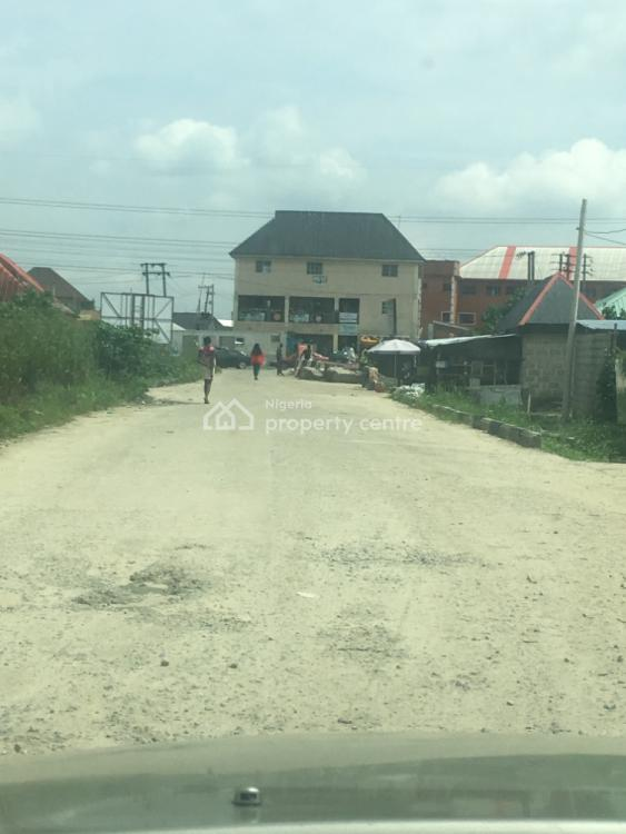 One Plot of Land, Sars Road, Port Harcourt, Rivers, Residential Land for Sale