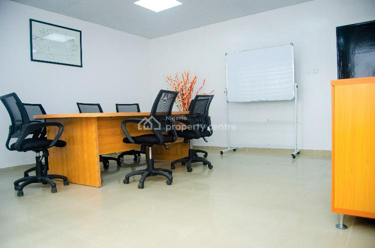 Premium Fully Serviced Flexible Offices, 1b Etim Inyang Cr. Off Muri Okunola Street, Victoria Island (vi), Lagos, Office Space for Rent