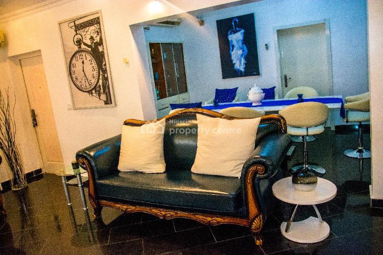 Luxurious 2 Bedrooms Terrace, Banana Island Estate, Ikoyi, Lagos, Terraced Duplex Short Let