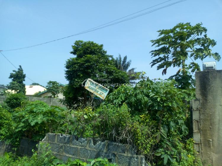 Full Plot of Land, Oba-olaide Estate,oremeta,ebute-ibeshe Road, Ikorodu, Lagos, Residential Land for Sale