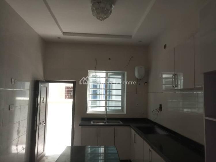 Top Notch Finished 4 Bedroom Fully Detached Duplex with Bq., Lekki, Lagos, Detached Duplex for Sale