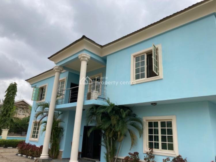 Luxury 5 Bedrooms Duplex, Maitama District, Abuja, Detached Duplex for Rent