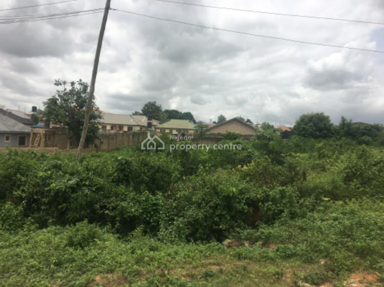 a Plot of Land in a Middle Class Zone/location, Oke Ogunpa, Soka, Off Ibadan/lagos Expressway, Ibadan, Oyo, Mixed-use Land for Sale