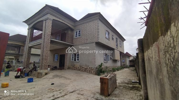 Luxurious 5 Bedroom Duplex with 2 Bedroom Self Contained Bq., Along Effab Metropolis Estate Road., Gwarinpa, Abuja, Detached Duplex for Sale