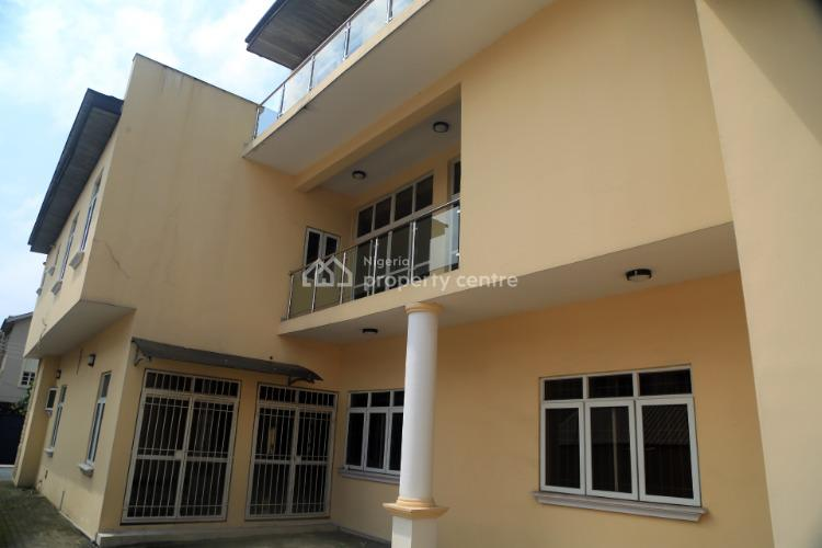 Beautifullly Built 5 Bedrooms Duplex and 2 Bq, All Rooms Ensuite, Lekki Phase 1, Lekki, Lagos, Detached Duplex for Rent