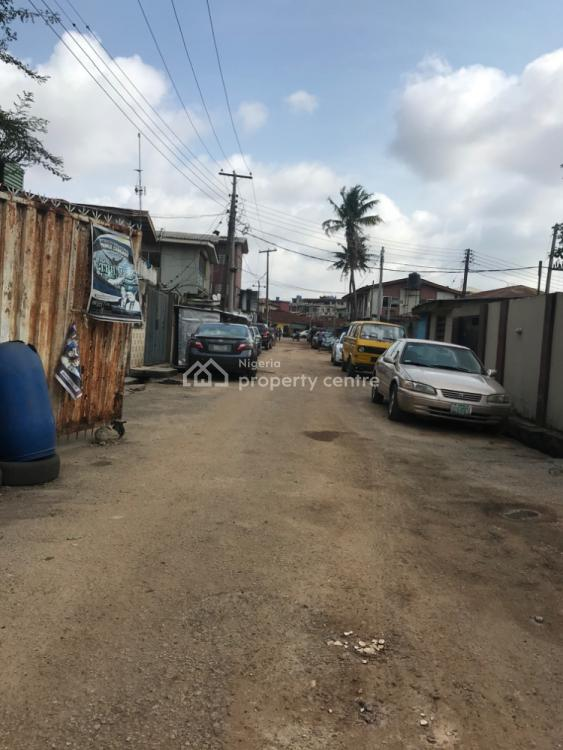 Two Storey Building Consisting of 4 Units of 4 Bedroom, Off Fola Agoro, Yaba, Lagos, Block of Flats for Sale