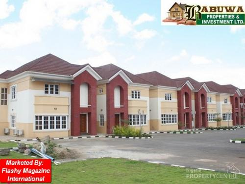 Beautiful 4 Bedroom Terrace Duplex, Gudu, Abuja, 4 Bedroom House ...
