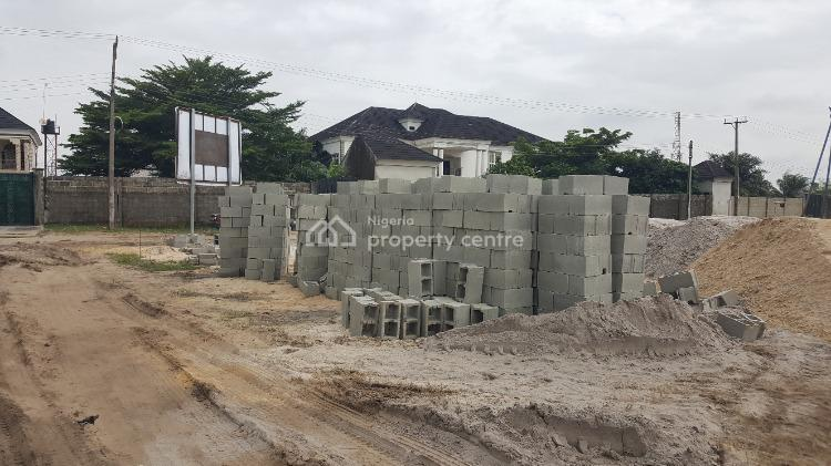 Signature Terrace, Sunday Ejiofor Street, Abijo, Sangotedo, Ajah, Lagos, Semi-detached Duplex for Sale