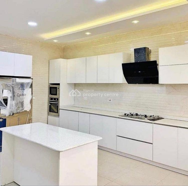 Newly Built 5 Bedrooms Fully Detached House., Northern Foreshore, Off Chevron Road., Lekki Phase 2, Lekki, Lagos, Detached Duplex for Sale