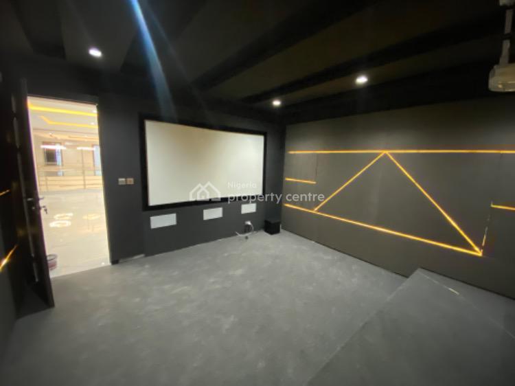 Executive Massive 5 Bedroom Detached Duplex  Smart-home, Gated Estate, Lekki Phase 1, Lekki, Lagos, Detached Duplex for Sale