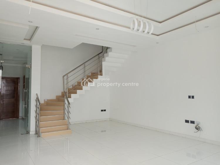 Top Notch, Semi-detached, 4 Bedroom Duplex with a Bq, Idado Estate, Lekki Phase 2, Lekki, Lagos, Semi-detached Duplex for Sale