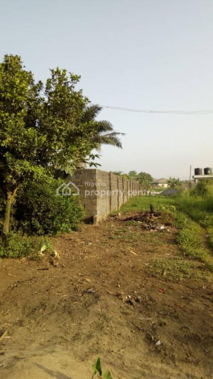 8 Plots of Land 60 X 120 Ft, Motalori Ogijo., Ogijo, Sagamu, Ogun, Residential Land for Sale