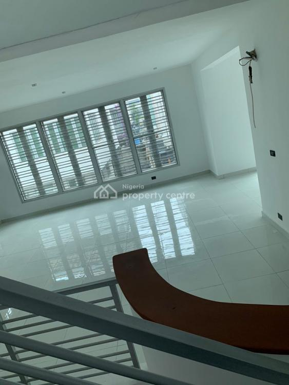 Luxury Fully Serviced 4 Bedroom Terrace with a Room Bq, Ikate, Lekki, Lagos, Terraced Duplex for Sale