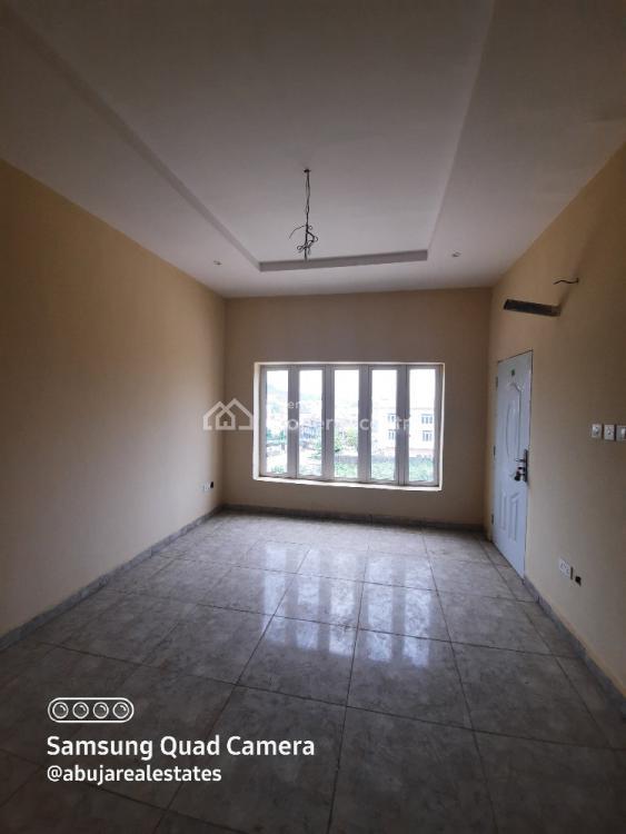 Luxury 4 Bedroom Terraced Duplex & 1 Room Bq, Guzape District, Abuja, Terraced Duplex for Rent