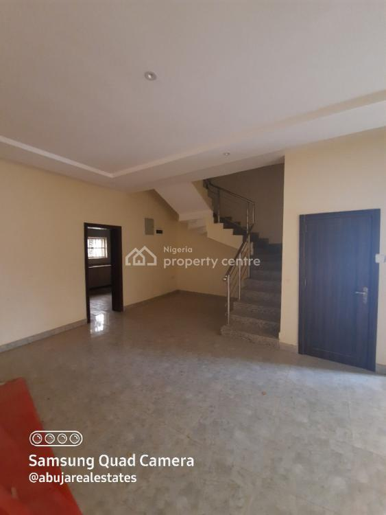 Luxury 4 Bedroom Terraced Duplex & 1 Room Bq, Guzape District, Abuja, Terraced Duplex for Sale