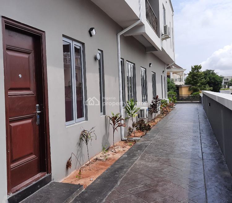 New 5 Bedroom Detached Duplex with Bq, Acadia Grove Estate, Osapa, Lekki, Lagos, Detached Duplex for Sale