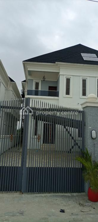 Newly Build and Perfectly Finished 4 Bedroom Semi Detach Duplex., Orchid Road., Lekki, Lagos, Semi-detached Duplex for Sale