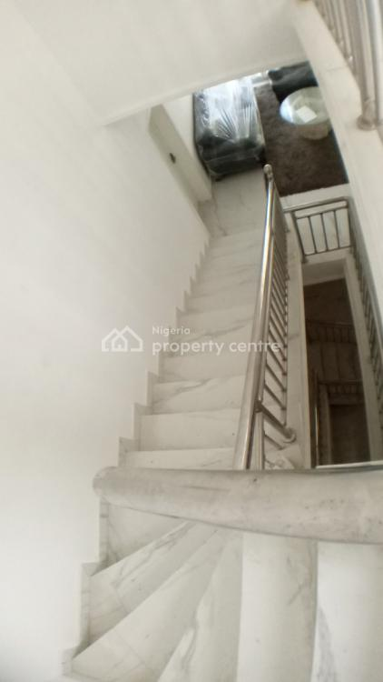 New Contemporary 5 Bedroom Fully Detached with Imported House Fittings, Osapa, Lekki, Lagos, Detached Duplex for Sale