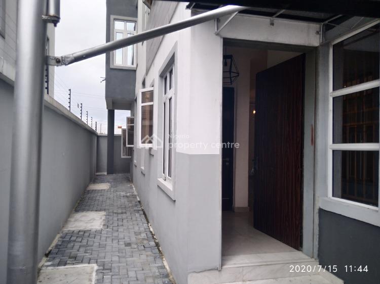 Exquisite Mansion of 5 Bedroom Fully Detached with Bq, Marwa, Lekki Phase 1, Lekki, Lagos, Detached Duplex for Sale