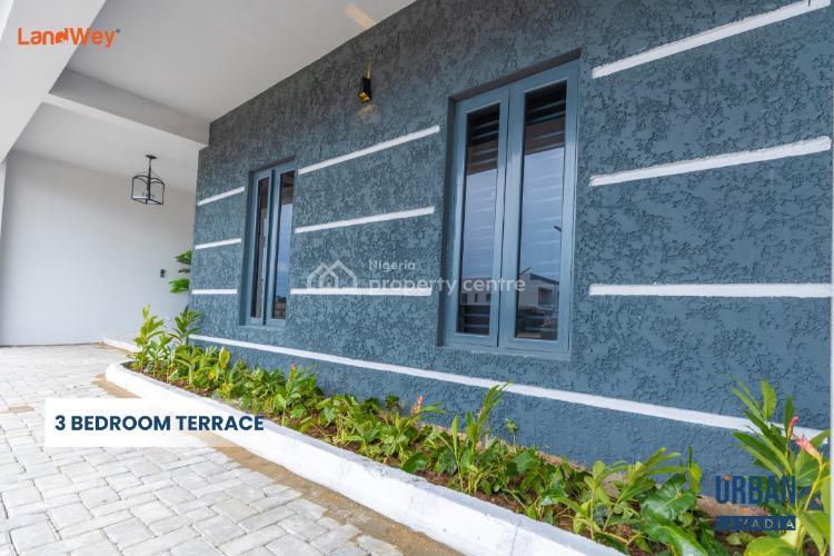 Lavadia Urban Prime Four, Abraham Adesanya, Ogombo, Ajah, Lagos, Terraced Duplex for Sale