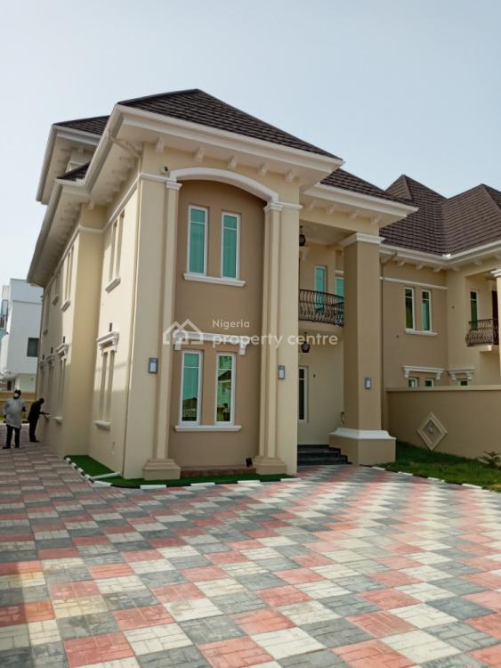 6 Luxury Bedroom with Bq, Pinnock Estate, Osapa, Lekki, Lagos, Semi-detached Duplex for Sale