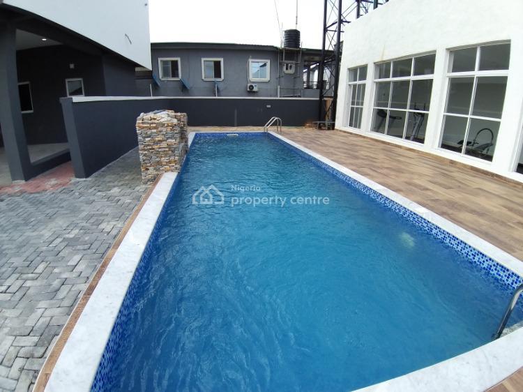 Super Luxury Expatriate Standard 4 Bedroom Terrace Duplex, Off Freedom Way, 3rd Roundabout, Ikate Elegushi, Lekki, Lagos, Terraced Duplex for Rent