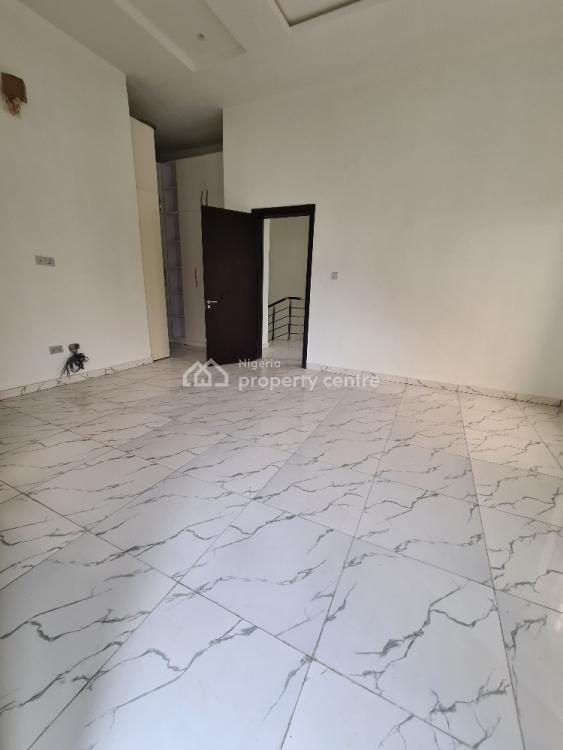 Luxury Fully Serviced 4 Bedroom Semi Detached Duplex in a Gated Estate., 2nd Toll Gate Chevron., Ikota, Lekki, Lagos, Semi-detached Duplex for Sale