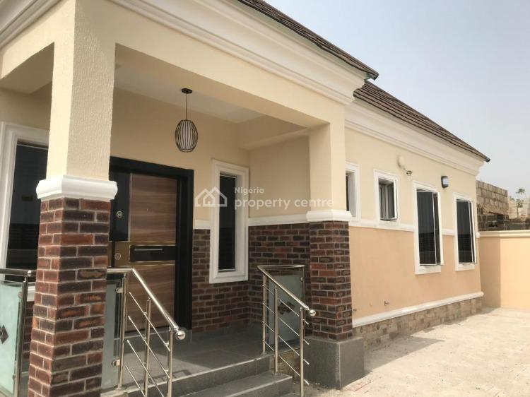 Luxurious 3 Bedrooms Detached Bungalow with Excellent Modern Facilities, Emmanuel Estate Nihort Elenusonso Road, Ibadan, Oyo, Detached Bungalow for Sale